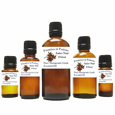 Anise 100% Pure Therapeutic Grade Essential Oil  Buy 3 get 2 Free 10% Off