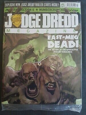 Judge Dredd  The Megazine With Supplement   New  No.307 March 2011