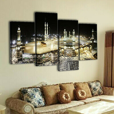 Modern Unframed Art Oil Painting Print Canvas Picture Home Wall Room Decor