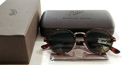 e80f7316dc8db Persol Sunglasses TYPEWRITER EDITION Tortoise   Green 3129-S 24 31 48-22