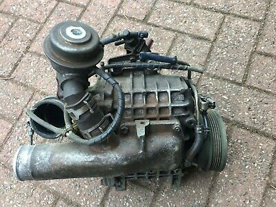 Toyota SC12 Supercharger Body 4AGZE + Undersized AE92 Pulley MR2 Corolla