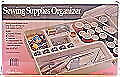 Hemline H3001 | Sewing Supplies Organiser Craft/Sewing Storage Box/Organiser