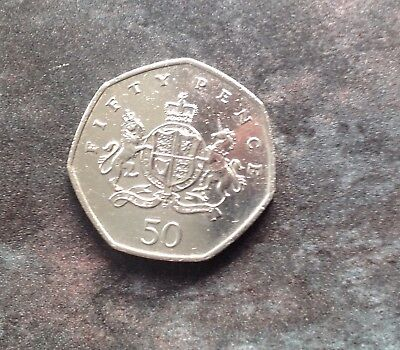 collectable 50p coin christopher ironside 2013 ( Fifty Pence ) Coin Hunt