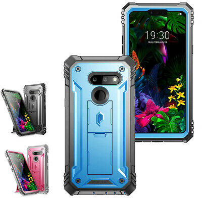 "For LG G8 ThinQ Case Poetic ""Shockproof"" Cover-【Revolution】"