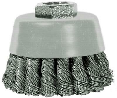 """Century Drill and Tool 6"""" Industrial Wire Cup Brush 76062 Case of 5"""