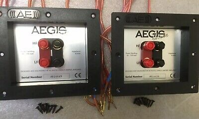 Acoustic Energy Three Crossovers + Terminal Boards Bi-Wire - MATCHED PAIR