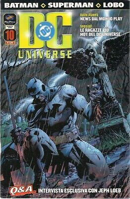 Dc Universe 10 Edizione Play Press