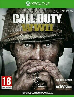 CALL of DUTY WORLD WAR II 2 (WWII) Xbox One - SUPER FAST SAME DAY DISPATCH!