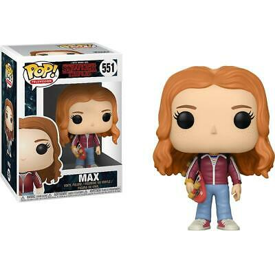 Stranger Things #551 - Max with Skateboard - Funko Pop! Television (Brand New)