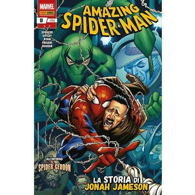 Amazing Spider-Man 13 - 722 - Panini Comics Marvel - Italiano - Nuovo