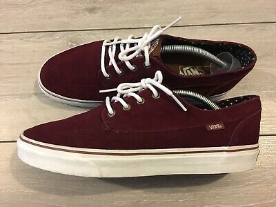Skateboard Space Shoes Vans 5 Leather Off Size Wall Mens 11 The 9IHW2ED