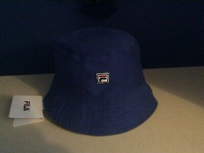 f6b8ef25 Fila Adults Bucket Hat - Summer Fishing Fisher Beach Festival Sun Cap UK