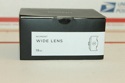 Moment Lens V1 Original - 18mm  Wide Angle - BRAND NEW! in the Box!