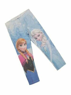 Disney Girls Frozen Leggings Ages 7 8 NEW LAST FEW!
