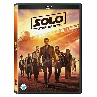 Solo: A Star Wars Story 2018 (DVD)