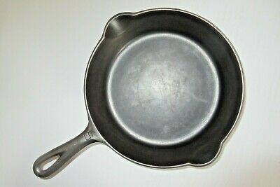 Vintage 1930 Griswold #5 Cast Iron Skillet From 1St Production Run (Large Logo)