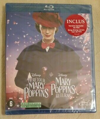 Le Retour de Mary Poppins / Blu-ray