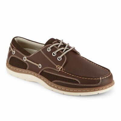 Dockers Mens Lakeport Genuine Leather Casual Rubber Sole Sport Boat Shoe