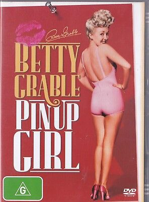 Pin Up Girl - Betty Grable   [R4]