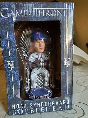 Noah Syndergaard GOT HBO-  Bobblehead - SGA New York Mets - 2019 Games Of Throne