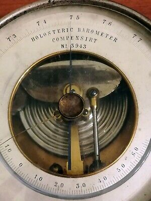 Holosteric Barometer COMPENSIRT / Celsius Thermometer
