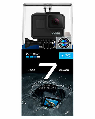 Gopro Men's Hero 7 Black Bundle Waterproof Black
