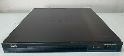 CISCO 2901/K9 Integrated Services Router