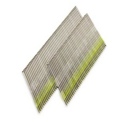 """Simpson Strong-Tie S15N150SFN 1-1/2"""" 15ga 304SS Angled Finish Nail 4000ct"""