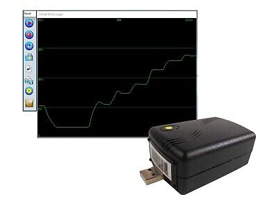 0~+15V Low Cost 8 Bit High Speed Voltage Data Logger USB Data Acquisition System