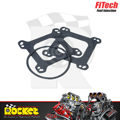 FITECH GO EFI 4 600HP Self Tuning Fuel Injection System CAST