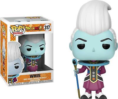 Dragon Ball Super #317 - Whis - Funko Pop! Animation (Brand New)