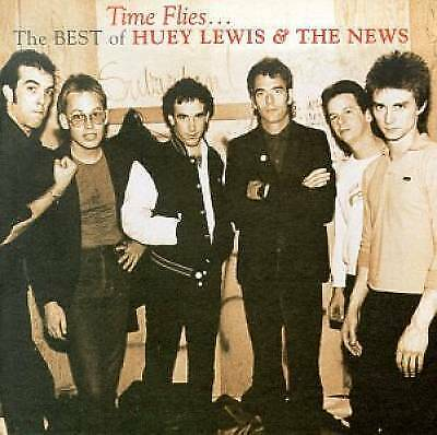 Time Flies: The Best of Huey Lewis & the News by Huey Lewis & The News