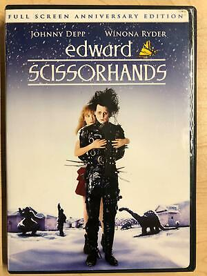 Edward Scissorhands (DVD, 1990) - F0428