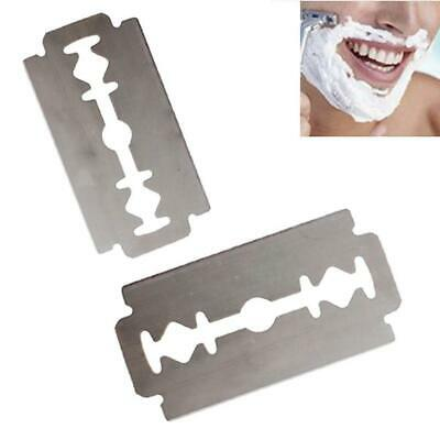 Double Edge Razor Blades - Stainless Steel Blades 10 pcs Barber Supplies Hot