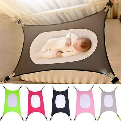 Portable Baby Newborn Sleeping Lullaby Hammock Hanging Crib Bed Cot Support Net