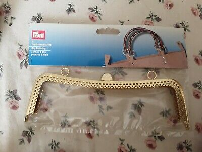 Purse Wallet Handbag Frame Clasp  Bag Making