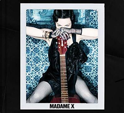 MADONNA - Madame X (Deluxe) [CD] Sent Sameday*