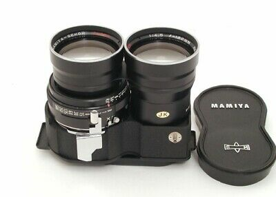 Mamiya Sekor Super 180mm F4.5 Lens for Mamiya C Excellent from Japan F/S