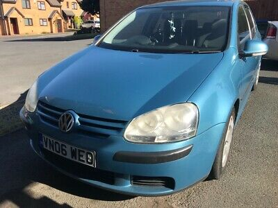 VOLKSWAGEN GOLF FSI S 5 Door Hatchback 2006
