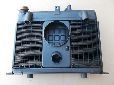 LE velocette radiator reconditioned