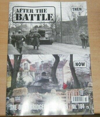 After the Battle magazine #184 2019 The Oder Bridgeheads 1945 & more