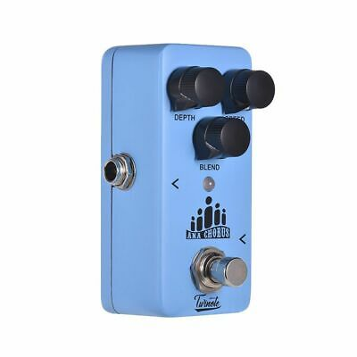 Guitar Effect Pedal Analog Chorus Processor With True Bypass Guitar Accessories