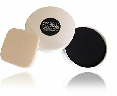 ECOBELL TOPICAL SHADER 25g maquillage calvitie waterproof type dermmatch k-max