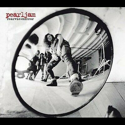 PEARL JAM - Rearviewmirror 2 disks CD 2004- VG Condition