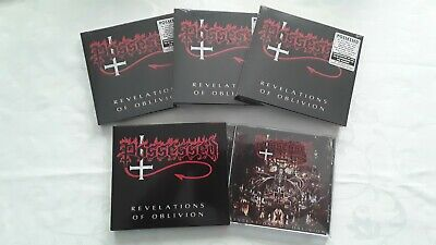 POSSESSED - Revelations Of Oblivion CD 2019 (BRAND NEW & SEALED)