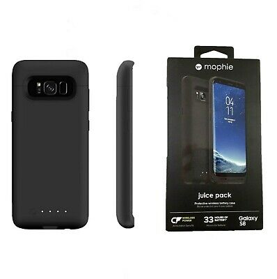 NEW Mophie Juice Pack Battery Case Samsung for Galaxy S8 2,950 mAh
