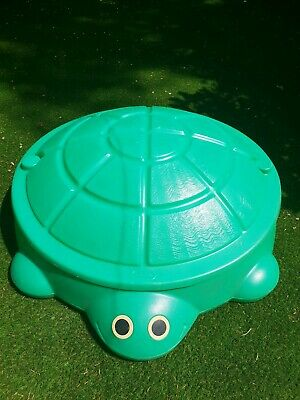Little tikes turtle sandpit sandbox ball pit water play garden toys COLLECT ONLY