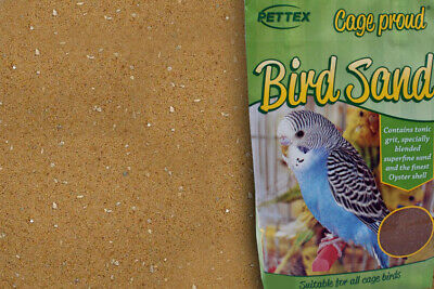 Aviary Bird Sand Cage Proud 20kg DAMAGED PACKAGING