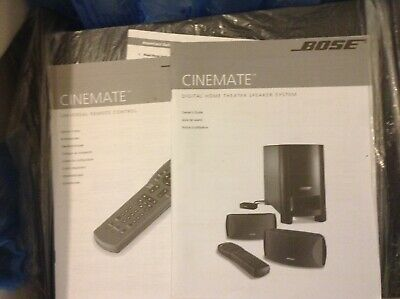 Bose Cinemate digital home cinema system