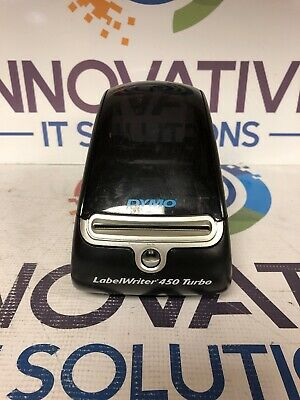 Dymo LabelWriter 450 Turbo Black and White Label Thermal Printer | 1750283